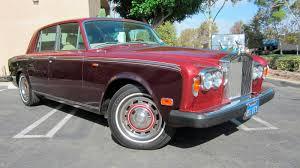 roll royce burgundy 1978 rolls royce silver shadow ii f210 las vegas 2017