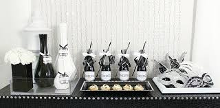 Cocktail Dinner Party - black u0026 white dinner party ideas celebrations at home