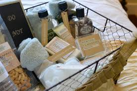 wedding bathroom basket ideas guest baskets u2026 part 2 free printable banner jenallyson the
