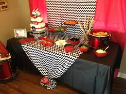 Red Baby Shower Themes For Boys - rockstar baby shower amanda u0027s shower pinterest babies