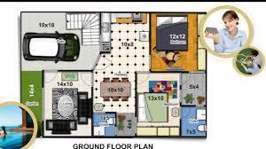 amba green 2 3 u0026 5 bhk independent duplex villa for sale at