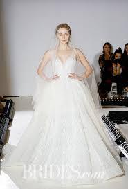 lazaro wedding dress lazaro wedding dresses 2017 bridal fashion week brides