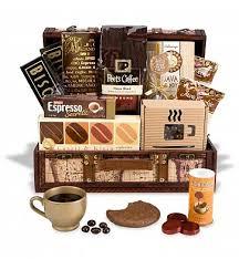 coffee gift basket gourmet coffee gift basket myromeo gift shop gourmet coffee gifts