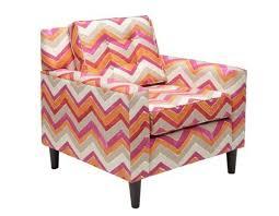 Chevron Accent Chair Sofas Vivid Chevron Chair Amazing Idea Comfortable Design