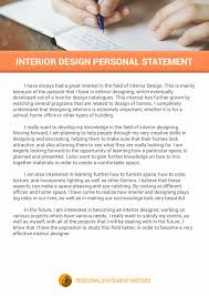 I Want To Be An Interior Designer by Interior Design Personal Statement Sample On Pantone Canvas Gallery