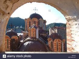 zografos mount athos greece greek orthodox christian monastery