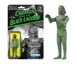 black lagoon funko universal monsters reaction figures creature from the black