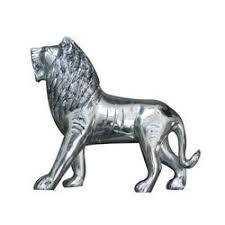 metal lion sculpture lion sculpture in jaipur rajasthan sher moorti manufacturers in