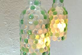 Lamps Home Decor Glass Pebble Wine Bottle Pendant Lamps Hometalk