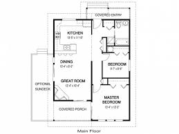 house plan guest house plans siex house plans with guest house