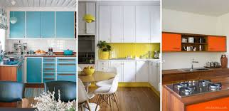 kitchen design and colors mid century modern small kitchen design ideas you ll want to steal