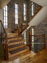 living room small landing ideas staircase decor design stair