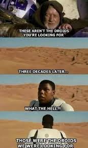 Best Star Wars Meme - star wars force awakens memes5