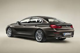 bmw gran coupe 2014 bmw 640 gran coupe overview cars com