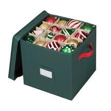 best ornament storage box a cozy home