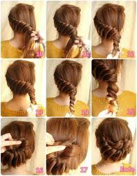 different hair 15 different hairstyles that are easily obtained even by the