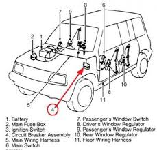 car power window wiring diagram wiring diagram simonand