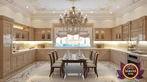 superior kitchen interior design in dubai by luxury antonovich design