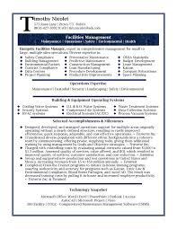 senior management resume samples free resumes tips