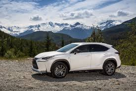 lexus for under 10000 don u0027t call the lexus nx a fancier toyota rav 4 fortune