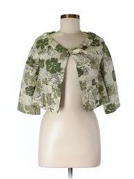 shoe size chart topshop topshop floral green jacket size 6 72 off thredup