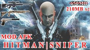 hitman apk hitman sniper mod apk unlimited money hitman sniper