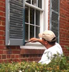 How To Paint A Brick Wall Exterior - preservation brief 47 maintaining the exterior of small and