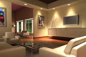 interior contemporary ceiling decoration for living room design
