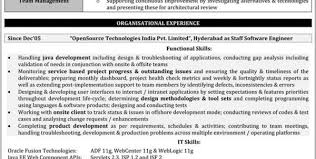 Manual Testing Resume Samples by Automation Testing Resume Sample Performance Testing Resume