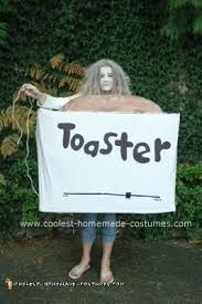 Coolest Toaster Coolest Homemade Oven And Toaster Costumes