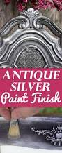 Paint Techniques For Kitchen Cabinets by Best 25 Silver Paint Ideas Only On Pinterest Chrome Spray Paint