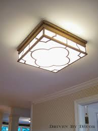 Ceiling Mounted Light Fixture by Flush Mount Kitchen Ceiling Light Low Profile Flush Mount