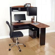 Space Saving Corner Computer Desk Corner Computer Workstation Desk Furniturehome Office Ideas