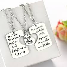 best gifts for mothers 3pc set pendant necklace best gift fashion