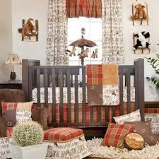 Plaid Crib Bedding Carson 3 Baby Crib Bedding Set By Glenna Jean 10330