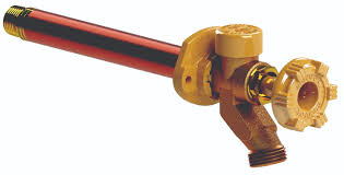 Faucet Or Spigot Woodford Model 17 Freezeless Faucet