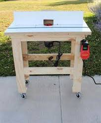 Plans For A Simple End Table by 39 Free Diy Router Table Plans U0026 Ideas That You Can Easily Build