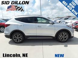 new 2018 hyundai santa fe 2 0t ultimate suv in lincoln 4h1804