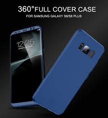 2 in 1 360 full body hybrid front pc back soft tpu cover case