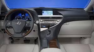 2009 lexus 350 rx lexus rx350 sports luxury 2009 review cnet