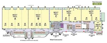orange county convention center map acop pediatric track at omed 2015 floorplan