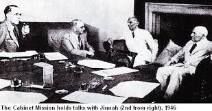 Members Of British Cabinet The Cabinet Mission 1946 Quaid E Azam Mohammad Ali Jinnah