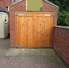 wooden garage doors ed