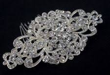 bridal hair combs bridal hair comb ebay