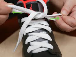 shoelace length guide how to shorten shoe laces 11 steps with pictures wikihow