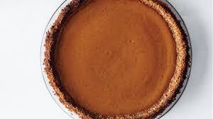 gluten free spiced pumpkin pie