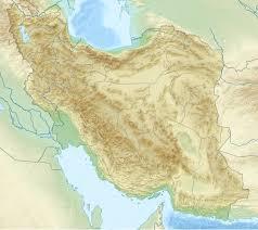 Earthquake Incident Map 1997 Qayen Earthquake Wikipedia