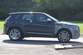 land rover evoque range rover evoque phev due with new three cylinder engine autocar