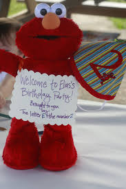 elmo birthday party elias s elmo birthday party the creative