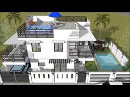 2 storey house plan with measurement design design a house
